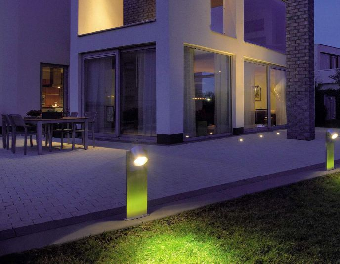 Gestion clairage terrasse domotique contr le toulouse for Lumiere led terrasse